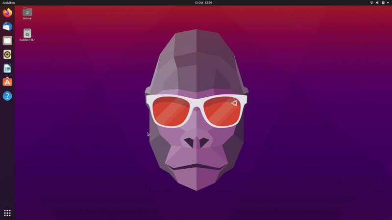 "Ubuntu 20.10 ""Groovy Gorilla"""