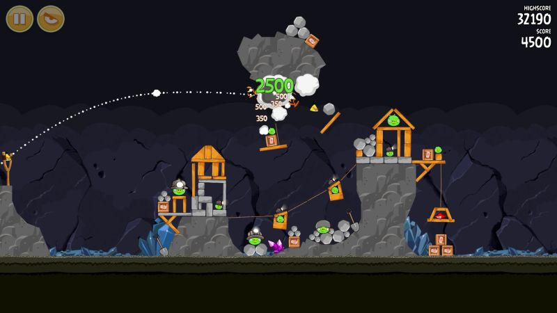 Angry Birds 10 years 3