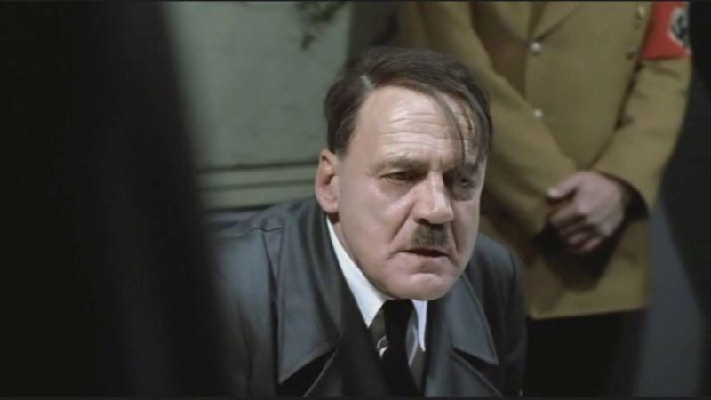 Hitler Reacts Downfall Parodies