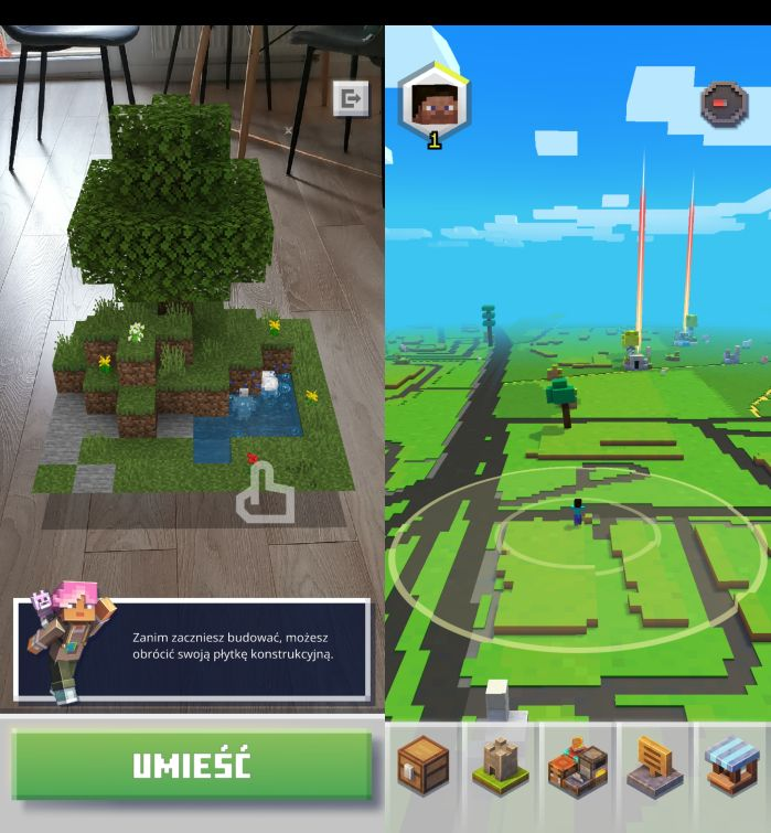 Minecraft Earth download 3