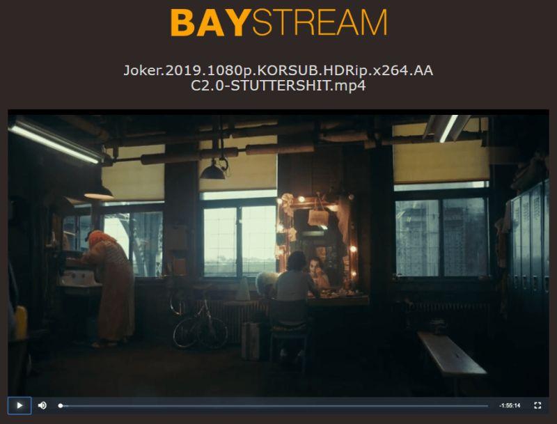 baystream the pirate bay 2