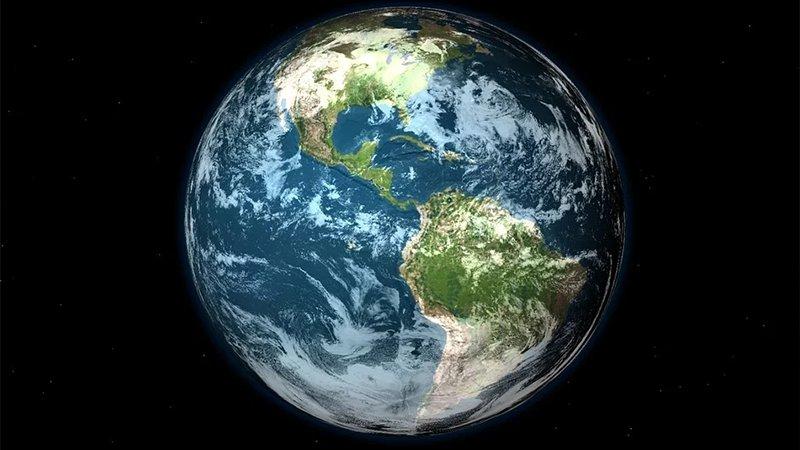 second earth nasa