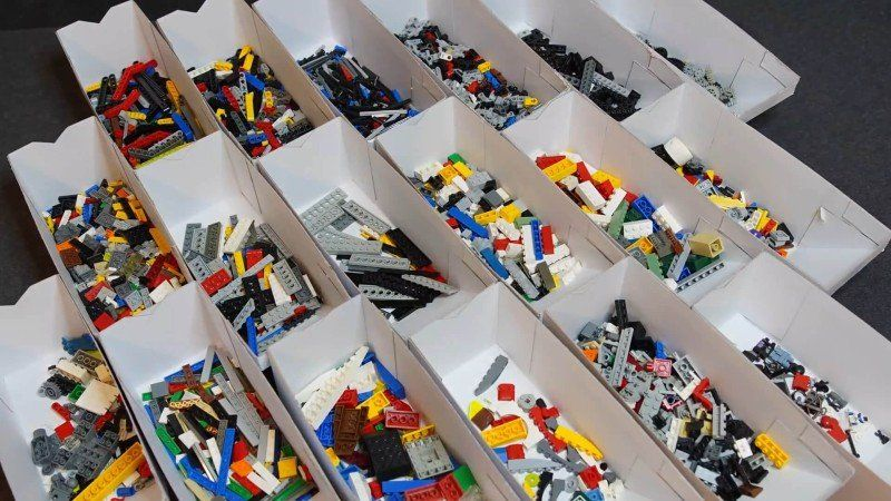 sorted blocks