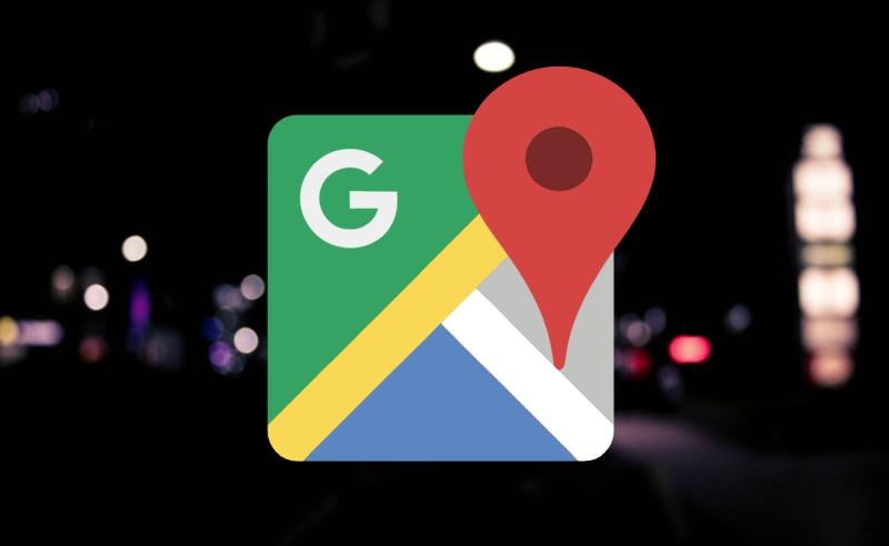 google lightning maps
