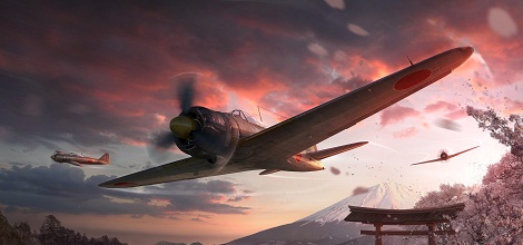 WoWP Artwork_Japan_WarPlanes