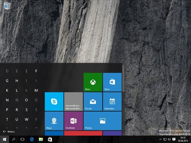 windows 10 build 10158 2