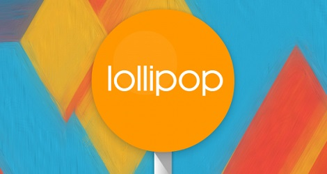 android lollipop screen