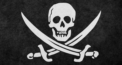 Piractwo flaga