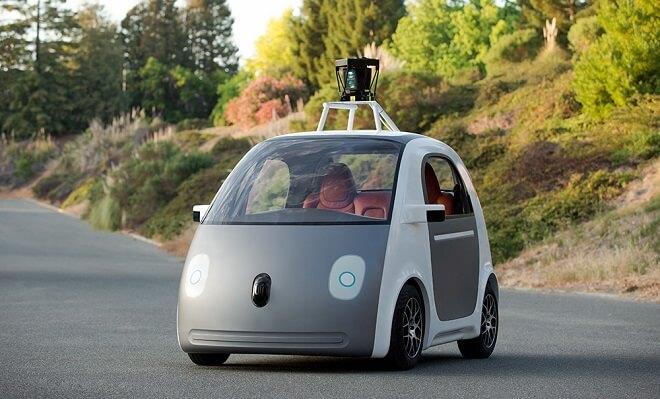samochód google