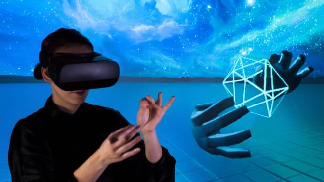 leap motion mobile platform