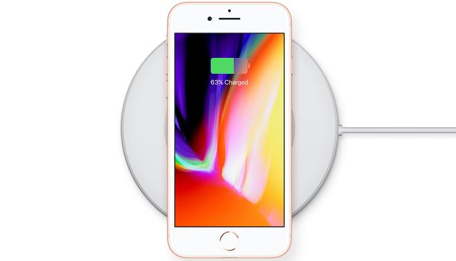 Bezprzewodowe ładowanie iPhone