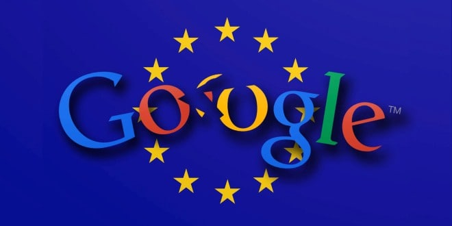 google vs unia europejska