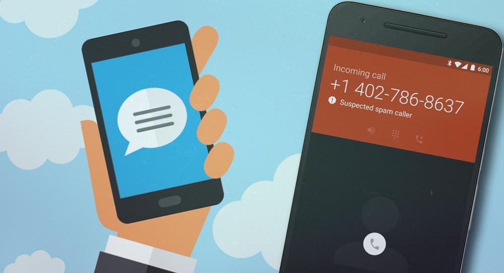 Blokowanie spamu telefonicznego Android