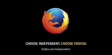 mozilla firefox independent