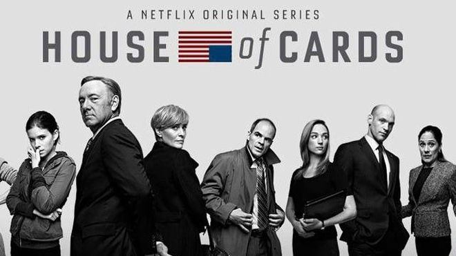 House of Cards main characters