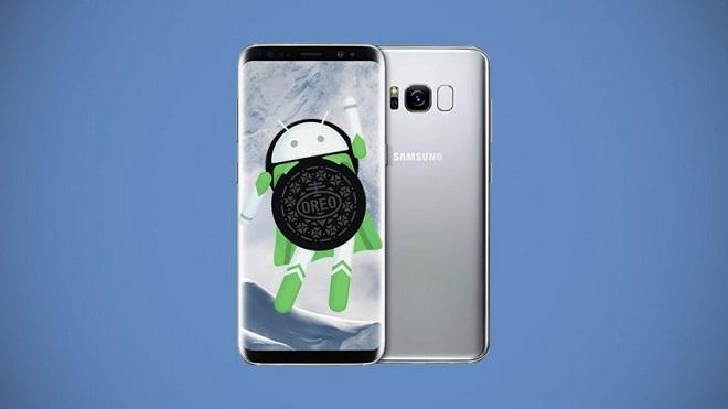 Galaxy S8 Oreo