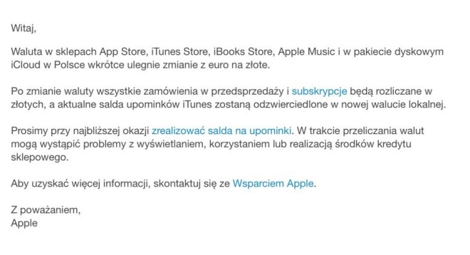 apple list