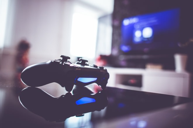 playstation 4 gamepad