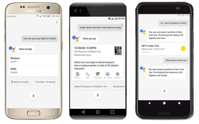 google assistant android Copy