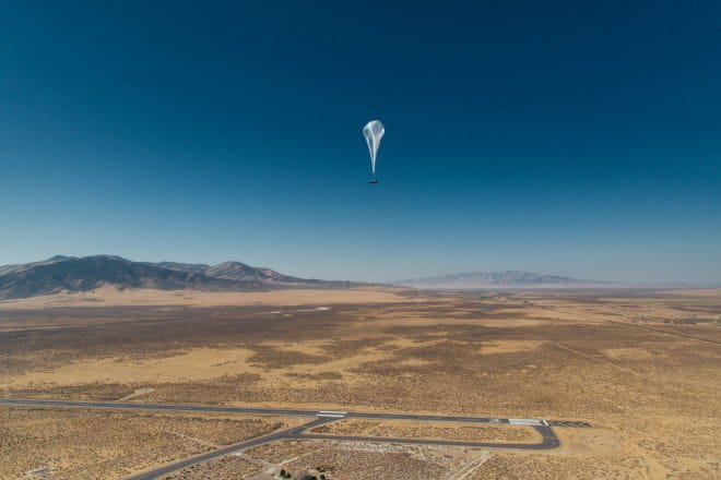 project loon nevada