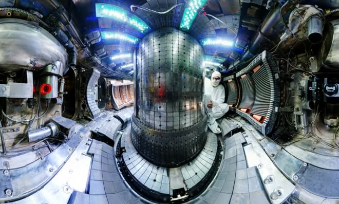 hel-3 nuclear fusion