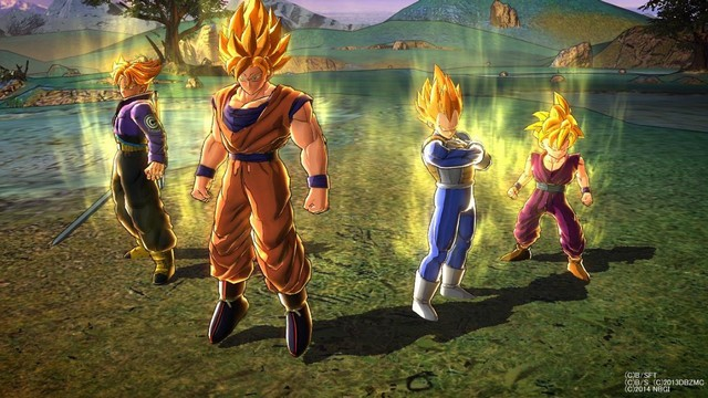 DBZ: Battle of Z - 04