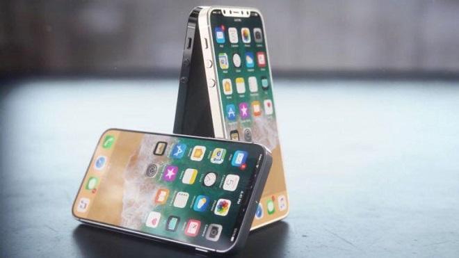 Koncept iPhone SE