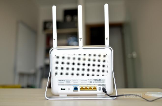 TP-LINK Archer C9 - test wielozadaniowego routera AC1900