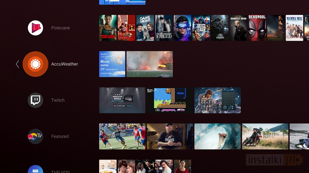 Flix TV Box Screenshot 20180723-134134