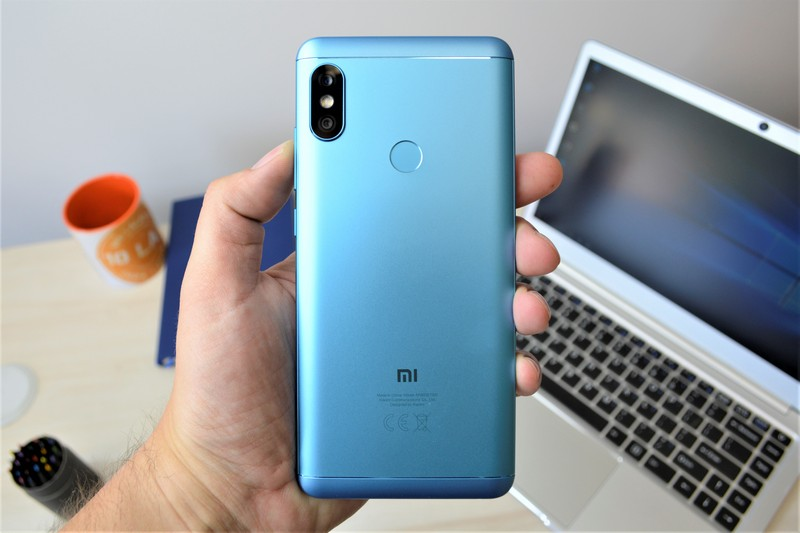 Redmi Note 5 4