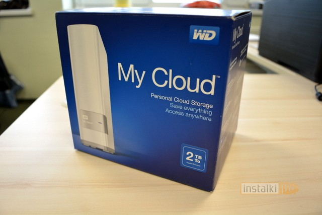 WD My Cloud - 01