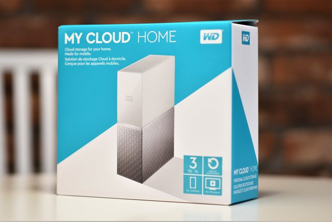 WD My Cloud Home 3TB 1