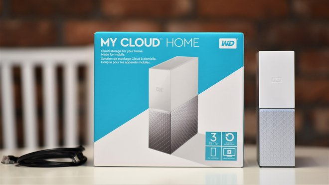 WD My Cloud Home 3TB 2