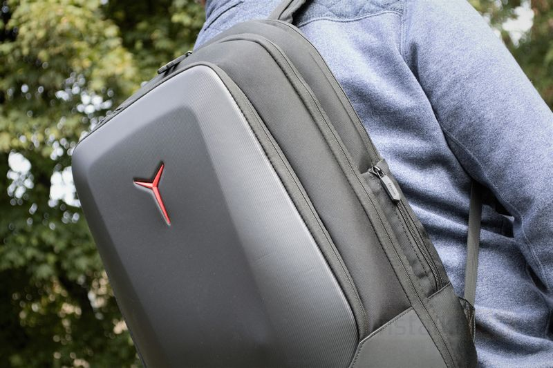 Lenovo Y Gaming Armored Backpack 10