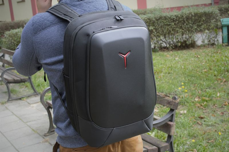 Lenovo Y Gaming Armored Backpack 9