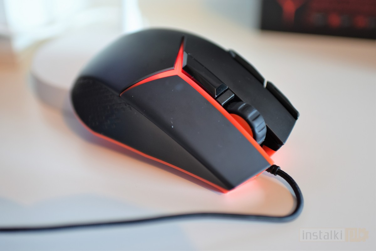 Lenovo Y Gaming Precision Mouse 4