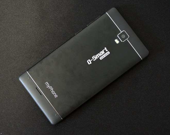 myphone q smart black edition